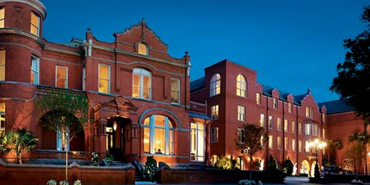 Mansion on Forsyth Park