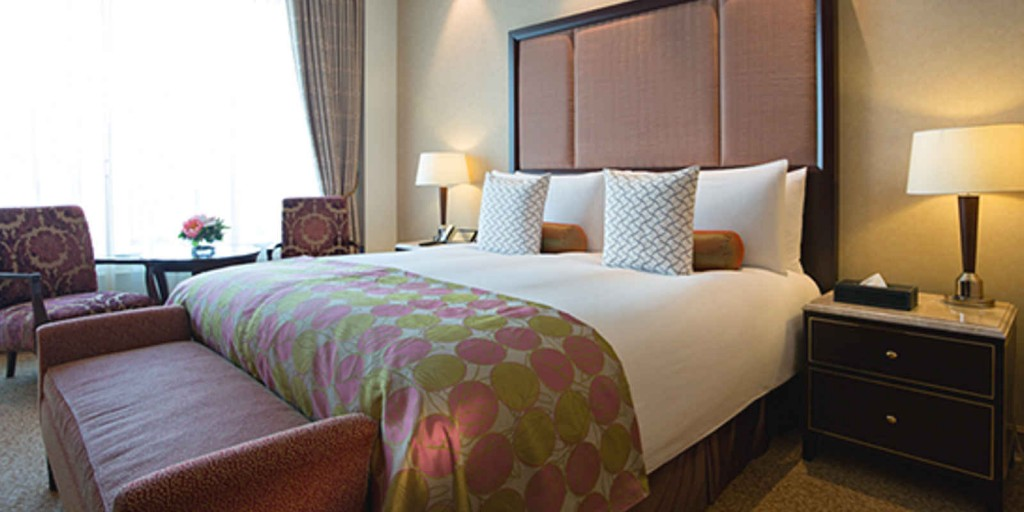 Comfortable elegance envelopes you in the Superior Room.