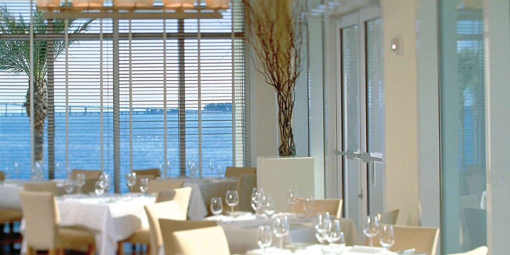 Innovative cuisine amid incredible oceanfront views at Azul Restaurant.