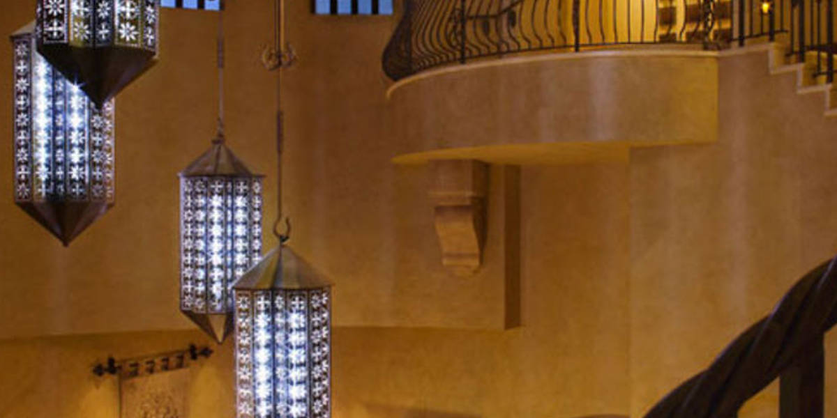 Experience a beautiful resort sprinkled with authentic Spanish Andalusian and Moroccan decor accents.