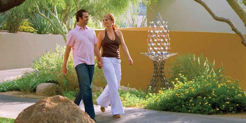 Enchanted walks provide wonderful memories.