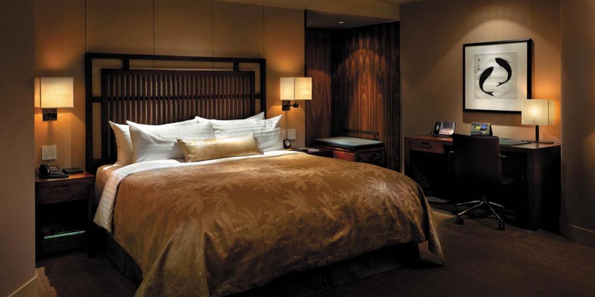 Shangri-La Hotel Vancouver.