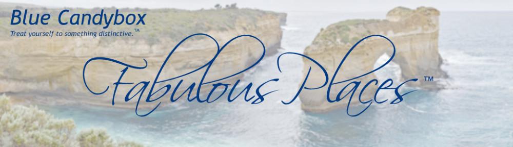 Fabulous Places – Blue Candybox